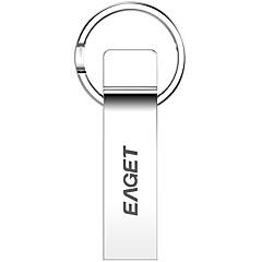 EAGET U90-128G 128GB USB 3.0 Μικρό Μέγεθος / Ανθεκτικό στο Νερό / Ανθεκτικό στα Χτυπήματα