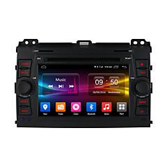 C500의 HD 화면 ownice 1024 * 600 도요타 프라도 랜드 크루저 120 지원의 4G LTE에 대한 안드로이드 6.0 쿼드 코어 자동차 DVD 플레이어