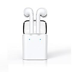 OVLENG 7S I Øret-Hovedtelefoner (I Ørekanalen)ForMedieafspiller/Tablet Mobiltelefon ComputerWithMed Mikrofon DJ Lydstyrke Kontrol FM