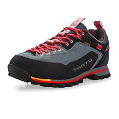 נעלי הרים נעלי ספורט נעלי טיולי הרים לגברים נגד החלקה Anti-Shake ריפוד אוורור פגיעה חסין בפני שחיקה ייבוש מהיר עמיד למים נושם ניתן ללבישה