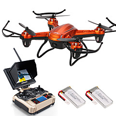 Drone JJRC H32GH 4CH 6 Axis 5.8G With 2.0MP HD Camera RC QuadcopterLED Lighting One Key To Auto-Return Auto-Takeoff Failsafe Headless Mode