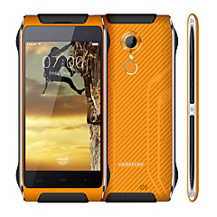 "HOMTOM HT20 4.7 "" android 6,0 4G smarttelefon (Dubbla SIM kort Quad Core 13 MP 2GB + 16 GB Orange)"