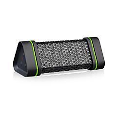 Draadloos Draadloze bluetooth speakers Draagbaar Voor buiten Waterbestendig Bult-microfoon Stereo Mini Super Bass 20HZ-80hz