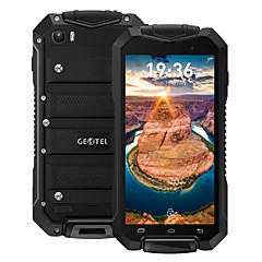 "GEOTEL A1 4.5 "" Android 7.0 טלפון חכם 3G ( SIM כפול Quad Core 8 MP 1GB + 8 GB שחור ירוק כתום צהוב )"