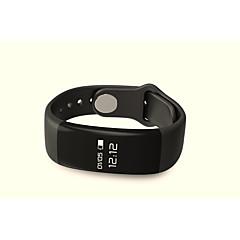 IPS SR02 Pulseira InteligenteImpermeável Suspensão Longa Calorias Queimadas Pedômetros Saúde Esportivo Monitor de Batimento Cardíaco