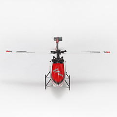 XK K120 BNF Brushless Helicopter Remote Control Six Passed No Propeller Aircraft Aircraft Model Unmanned Aerial Vehicle