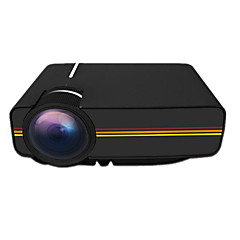 yg400 projector huis high-definition mini led micro-projector-wit
