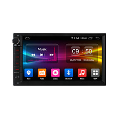 אוקיטה הליבה 32gb ROM 2gb RAM אנדרואיד 6.0 מסך HD 1024 * 600 Navi gps headunit עבור 2din תמיכה אוניברסלית 4g lte dab tpms obd dtv dvr לא