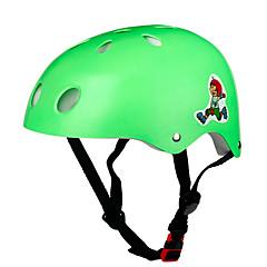 KY-B006 Sports Kid's Unisex Bike Helmet 6 Vents Cycling Cycling Mountain Cycling Road Cycling Recreational Cycling Hiking Climbing EPS ABSWhite
