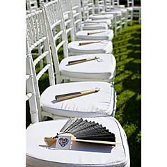 Ventilatoren und Sonnenschirme-1 Stück / Set Stück / Set HandfächerStrand Thema Garten Thema Vegas Thema Asiatisches Thema Blumen Thema