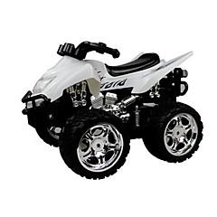 Motorcykel JJRC 1:16 Gas Radiostyrd bil AM Vit Färdig att köra Fjärrkontroll bil