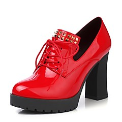 Women's Heels Spring Summer Fall Winter Other Club Shoes Gladiator Comfort Novelty Ankle Strap Patent LeatherWedding Outdoor Office &