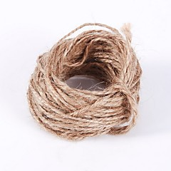 Diameter 1.5mm Length 10m Jute Burlap Rope Beter Gifts® Wedding Gifts Packaging Materials