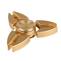 Fidget spinners Hand Spinner Speeltjes Tri-Spinner Metaal Aluminium EDCStress en angst Relief Kantoor Bureau Speelgoed Relieves ADD,