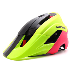 CAIRBULL Mulheres Homens Unisexo Moto Capacete 15 Aberturas Ciclismo Ciclismo Ciclismo de Montanha Ciclismo de Estrada Ciclismo de Lazer