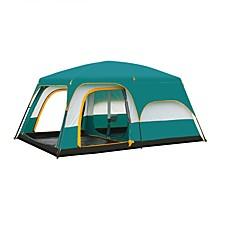 > 8 osoba Dvaput Dvije sobe s prozorčićem šator za kampiranjeKampiranje Putovanje