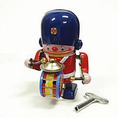 Aufziehbare Spielsachen Roboter Metal Kinder