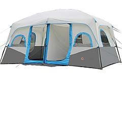 Dvaput Dvije sobe šator za kampiranjeKampiranje Putovanje