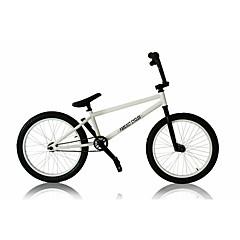 אופני BMX רכיבת אופניים Others 20 אינץ' רגיל קבוע שלדת פלדה ללא דאמפים קונכי נגד החלקה PVC פלדה