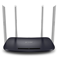 Tp-link routeur sans fil intelligent 1200mbps 11ac double bande wifi routeur application activé tl-wdr6300 version chinoise