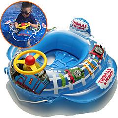 Donut Piscina Float Diversão Ao Ar Livre & Esportes Circular Plástico 2 a 4 Anos