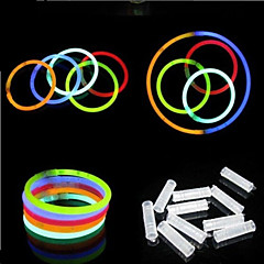 LED - Beleuchtung Neuheiten & Gag-Spielsachen 100 Karnival Halloween Maskerade Plastik