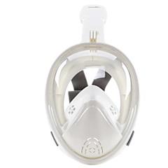 Máscaras de mergulho Protecção Máscaras Faciais Mergulho e Snorkeling Neopreno Fibra de Vidro