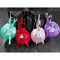 10 Peça/Conjunto Suportes para Lembrancinhas-Bola Plástico Jarros e Garrafas para Doces Caixas de Presente não-personalizado