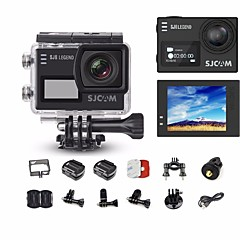 SJCAM® מצלמה בסגנון / מצלמת פעולה 14MP 12MP 8MP 3MP 5MP 1.3 MP 16MP 640 x 480 2560 x 1920 1920 x 1080 1280x960WIFI הכל באחד G-Sensor נגד