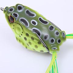 1 個 カエル グラム/オンス mm インチ,プラスチック ベイトキャスティング