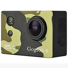 lesmart® Gogloo 6 16 MP 2816 x 2112 WIFI Voděodolné Bluetooth Multifunkční 30fps 24 snímků za sekundu 2 64 GBJedna fotografie Sériové
