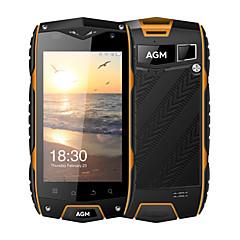 AGM AGM A7 4.0 インチ 4Gスマートフォン (2GB + 16GB 8 MP クアッドコア 2930)