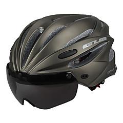 Unisex Pyörä Helmet N/A Halkiot Pyöräily Maastopyöräily Maantiepyöräily Virkistyspyöräily Pyöräily L: 58-61CM