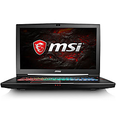 Msi Gaming Laptop 17,3 Zoll Intel i7-7700hq 16gb ddr4 1tb hdd 128gb ssd windows10 gtx1060 6gb gt73evr 7rd-818cn