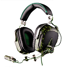 SADES A90 Game 7.1 Headset With Sound Card Light