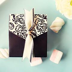12 Peça/Conjunto Suportes para Lembrancinhas-Concha Papel de CartãoCaixas de Ofertas Bolsas de Ofertas Latinhas Lembrança Jarros e