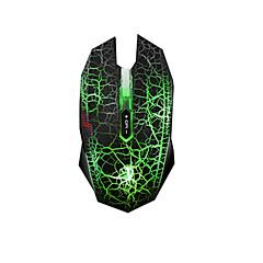 Dareu 7keys 4000dpi crack usb проводная мышь для игры с кабелем 180 см