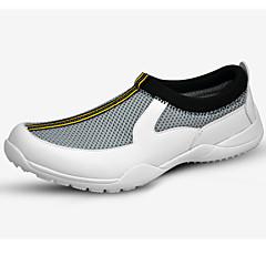 Golfschuhe Herrn Golf tragbar Atmungsaktiv Traning Bequem Sport in der Natur Leistung Training Sportlich Lycra Gummi