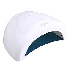 48W nehty Sušičky UV lampa LED lampa Lak na nehty UV gel