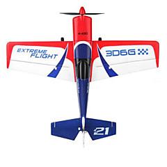WL Toys A430 4CH 2,4G RC Airplane Valmiina käyttöönRC-multikopteri Kaukosäädin USB kaapeli Siipeä Käyttöopas Ruuvimeisseli Potkurisuojaa