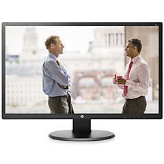 Hp számítógép monitor 24 hüvelykes led-háttérvilágítású 2 ms válaszidő 1920 * 1080 pc monitor