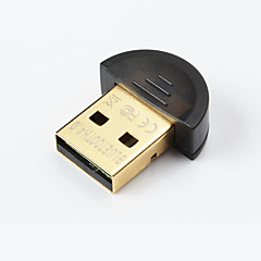 Rong xin yuan bluetooth adapter 4.0 ηλεκτρονικός υπολογιστής usb πομπός κινητός τηλεφωνικός δέκτης μίνι win7 / 8/10