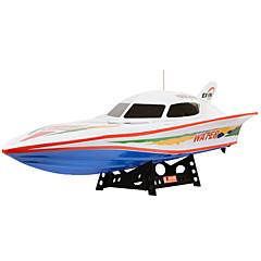 7000 Speedboat Plastik Kanały 18 KM / H