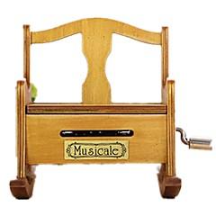 Music Box רהיט עץ