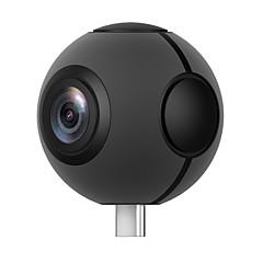 QQT X360 5MP 16MP 1920 x 1080 Exterior Mini Tudo-Em-1 60fps 120fps 30fps 8X -1/3 Não CMOS 64 GB H.265Inglês Frances Alemão Espanhol Russo