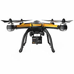 Drone Hubsan H109S X4 7 Canais 6 Eixos Com Câmera HD de 1080P FPV Com Câmera GPS LED1 x RC Quadcopter 1 Transmissor de x Quadcóptero RC