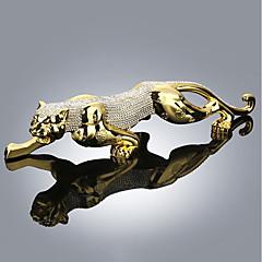 DIYの自動車装飾品フルドリルパンサーヒョウカーのペンダント&装飾品亜鉛合金
