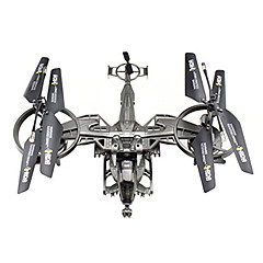 RC Helikopter 4CH 6 Tengelyes 5.8G -