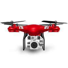 Drone SH5HD 4CH 6 Eixos Com Câmera HD de 1080P Altura segura Câmera de grande angular FPV Retorno Com 1 Botão Auto-Decolagem Acesso à