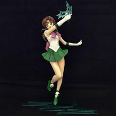 アニメのアクションフィギュア に触発さ 美少女戦士セーラームーン Makoto Kino ポリ塩化ビニル cm モデルのおもちゃ 人形玩具